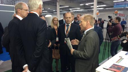 Министр инвестициий и развития Свердловской области — А. В. Орлов